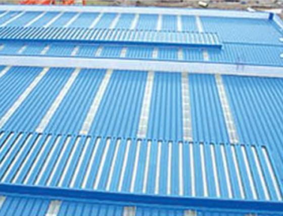 无动力屋顶通风器的内部结构原理