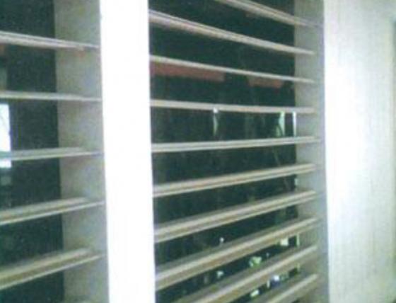 工业厂房通风天窗的排烟消防功能介绍