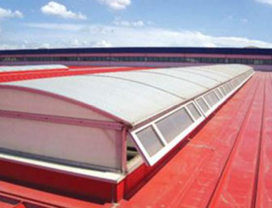 流线型屋顶通风器与薄型屋顶通风器区别